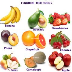 FLUORIDE MINERAL HEALTH BENEFITS, DEFICIENCY AND RICH FOODS