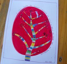 bazarette  l'arbre pour la rentrée Back To School, Illustrations, Education, Thinking About You, Illustration, Entering School, Onderwijs, Learning, Back To College