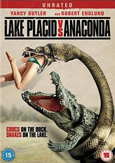 Gratis Lake Placid vs. Anaconda film danske undertekster
