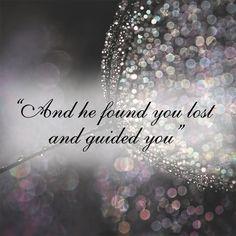 Very lost ...Alhamdulillah