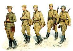 Soviet Infantry 1943-1945