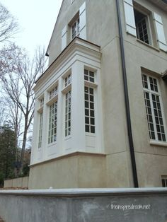 Exterior Window Ideas traditional box bay window design, pictures, remodel, decor and
