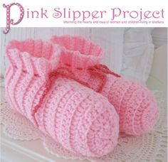 <p>Pink Slipper Project</p>