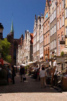 Gdańsk by urloplany.pl, via Flickr #Poland