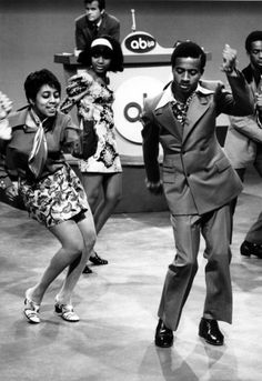 American Bandstand in 1969