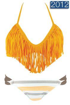 Audrey Mango Fringe & Indian Summer Bottom