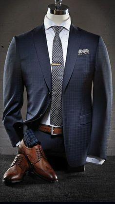 Fashion clothing for men | Suits | Street Style | Shirts | Shoes | Accessories … For more style follow m . . . . . der Blog für den Gentleman - www.thegentlemanclub.de/blog