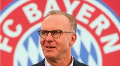 """Rummenigge: """"Carlo didn't believe me when I told him that we won't interfere with his trainings and tactics"""" [FAZ]"""