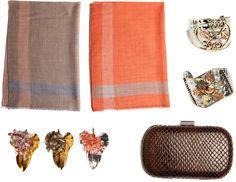 Estilo otoñal para la próxima temporada!!!  #foulards #clutch #otoño #OI2014 #alibey #accesorios #brazaletes #broches
