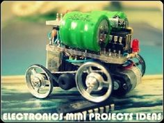 Electronics Mini Projects Ideas