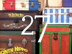 27 Days Until Disney World /  Disney Vacation Countdown