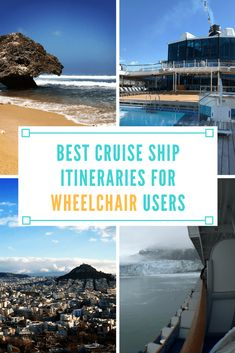 Best Cruise Ship Itineraries for Wheelchair Users>>> See it. Believe it. Do it. Watch thousands of spinal cord injury videos at SPINALpedia.com