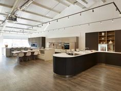 Snug Kitchens Newbury Showroom Pronorm Kitchen Displays