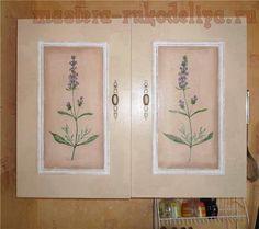 Мастер-класс по росписи: Кухонные фасады