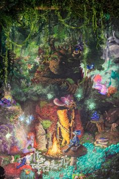 Gathering Of My Heroes, unframed by wickedspaceant on DeviantArt Hero, Paintings, Deviantart, Canvas, Tela, Paint, Painting Art, Canvases, Painting