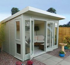 pent roof garden studio - Google Search