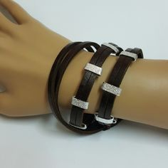 Coming soon wrap bracelet,brown leather btacelet,unisex bracelet,gift for him