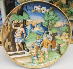 Faenza 1535 (B. Manara) - V London UK
