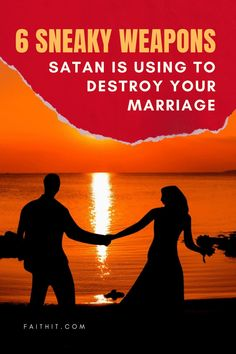 Communication is key to a healthy marriage, and lack of communication is a perilous foe. And that's just one of the 6 weapons Satan uses. #satan #marriage #healthymarriage #relationships #love #lastingmarriage Happy Marriage Tips, Marriage Help, Healthy Marriage, Marriage Goals, Marriage Humor, Marriage Problems, Marriage Advice, Marriage Bible Verses, Biblical Marriage