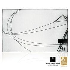 AWARD WINNING BLANKET, 100% Pure New Wool, limited edition, 200 x 130 cm.