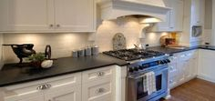 Dacor ranges give homes a professional kitchen feel