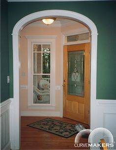 Introduction To EZ Arch Kits   CurveMakers Inc   CurveMakers Patented Arch  Kits, Wood Arches, D I Y Arched Doorways And Openings, Interior A.