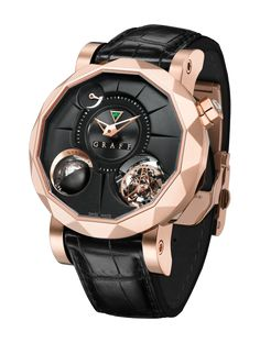 MasterGraff Gyro Tourbillon 48mm