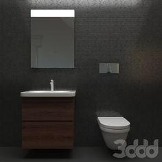 3d модели: Мебель - Duravit DuraStyle
