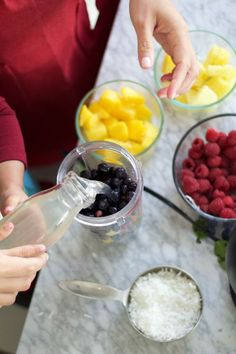 Baby Boy Bakery | Blog: Helpful Hints For January's We Cook Kit - Smoothies