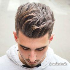 Haircut by ambarberia http://ift.tt/1YvXJJi #menshair #menshairstyles…