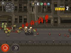 Dead Ahead from Chillingo for iOS