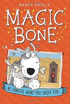 Be Careful What You Sniff for #1 (Magic Bone) by Nancy Krulik http://www.amazon.com/dp/0448463997/ref=cm_sw_r_pi_dp_NX6Yvb1EDFMPX