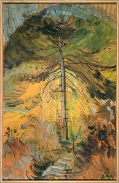 Art Collection, fourteenth: Emily Carr. Happiness, 1939.