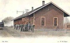 Genesee  County MI  -  History & Genealogy