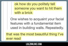 How Do You Politely Tell Someone You Want...