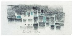 Peter Zumthor Sketches | Peter Zumthor Thermal Baths