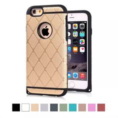 I6 Hard Armor TPU + PC Hybrid Tough Phone Cases For Apple iPhone 6 4.7 inch Logo hole Silicone Back Cover Rubber Protective Bag - http://www.aliexpress.com/item/I6-Hard-Armor-TPU-PC-Hybrid-Tough-Phone-Cases-For-Apple-iPhone-6-4-7-inch-Logo-hole-Silicone-Back-Cover-Rubber-Protective-Bag/32361485334.html