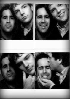 Brandon Flowers + Ronnie Vannucci = Bronnie