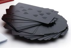Every Home Deserves A Set Of These Beautifully Minimal Playing Cards - UltraLinx