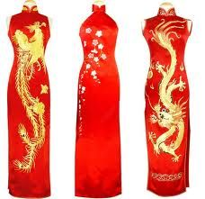trajes tradicionales chinos para niñas - Buscar con Google