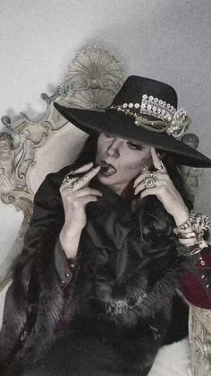 Thalia, Cowboy Hats, Captain Hat, Fashion, Moda, Fashion Styles, Fashion Illustrations, Fashion Models