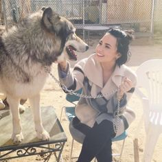 Demi Lovato Lets Wilmer Valderrama Go To The Wolves - http://oceanup.com/2016/01/31/demi-lovato-lets-wilmer-valderrama-go-to-the-wolves/