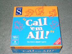 Call 'em All!