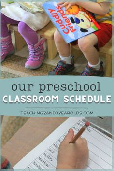 Putting together your preschool classroom schedule? Here are some tips for a more successful day! Come see how we make sure to balance our active and quiet times and provide plenty of playful, hands-on activities. #preschool #classroom #teachers #students #earlychildhood #education #routine #3yearolds #4yearolds #teaching2and3yearolds Preschool Classroom Schedule, Reggio Classroom, Classroom Layout, Preschool Learning Activities, Classroom Setting, Classroom Design, Hands On Activities, Classroom Organization, Preschool Ideas