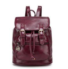 Beautiful Casual Ladies Backpack Shoulder Bag