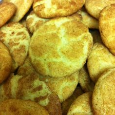 Snickerdoodles Recipe from Americas Test Kitchen.