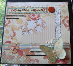 C'est La-Vie Designs Unltd., LLC: 6 Fabulous Pages Scrapbook Layout class - Quick Quotes - CKC Lancaster 2012