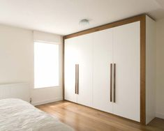 small bedroom with wardrobe on MOVE OR IMPROVE? MAGAZINE - SEPTEMBER 2008 | Square One Design ...