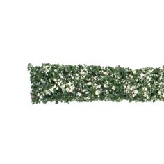 "White 3/8"" Hedge (12""L)"