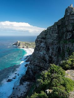 Cape of Good Hope / South Africa (by Allan Kirk).